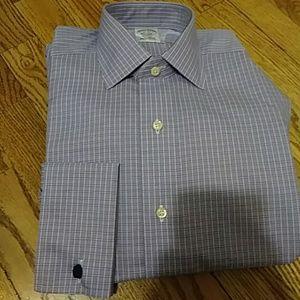 NWT Brooks brothers mens shirt